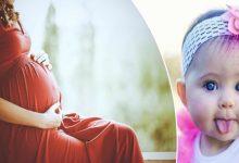 تصویر از علائم بارداری دختر (جنین دختر) ، از خرافه تا واقعیت