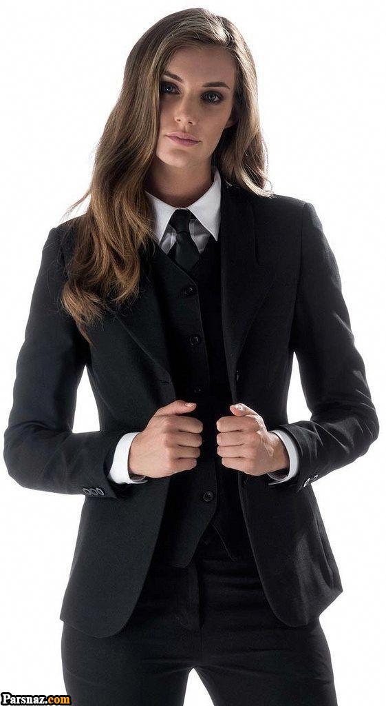 لباس و تیپ رسمی زنانه | استایل رسمی زنانه و دخترانه در زیباترین ست های رسمی لباس