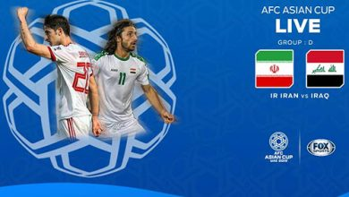 دانلود مسابقه فوتبال ایران و عراق در جام ملت های آسیا 2019