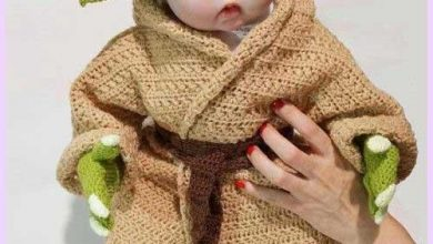 مدلهای بافتنی برای عکاسی آتلیه نوزادان