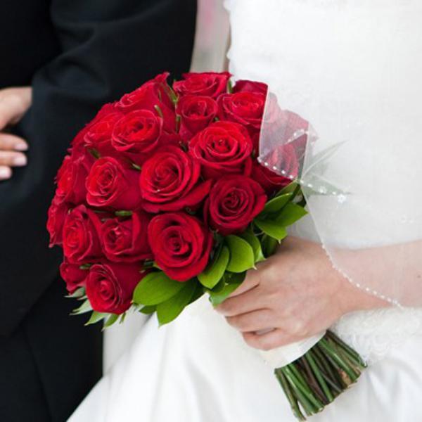 انواع مدل دسته گل عروس جذاب با شیک ترین طرح های مد سال