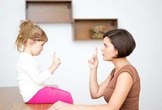طریقه برخورد با دروغگویی فرزندان با تکنیک پیامدهای منطقی
