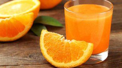 طرز تهیه شربت پرتقال خانگی