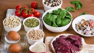 تصویر از برنامه غذایی برای تالاسمی مینور چه اصولی دارد؟