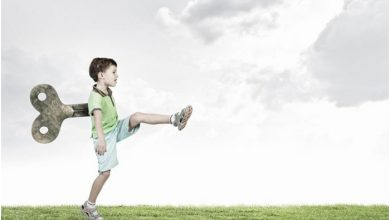 تصویر از ۱۰ کلید رفتار با کودک بیش فعال