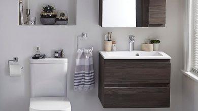 شلف حمام و سرویس بهداشتی؛ به سادگی فضای خود را منظم کنید!