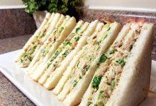 انواع ساندویچ سرد لذیذ و مغذی