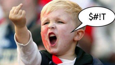روش برخورد با حرف زشت کودک نوپا