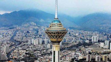 تعداد شهرهای ایران و میزان جمعیت آنها