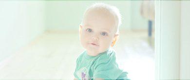 راههای مقابله با ریزش مو در نوزادان