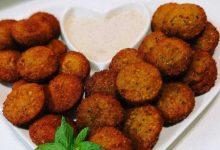تصویر از انواع غذا بدون مرغ و گوشت
