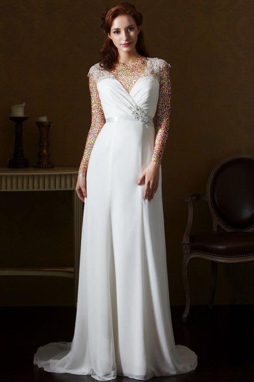 مدل لباس عروس Eden Bridals 2019