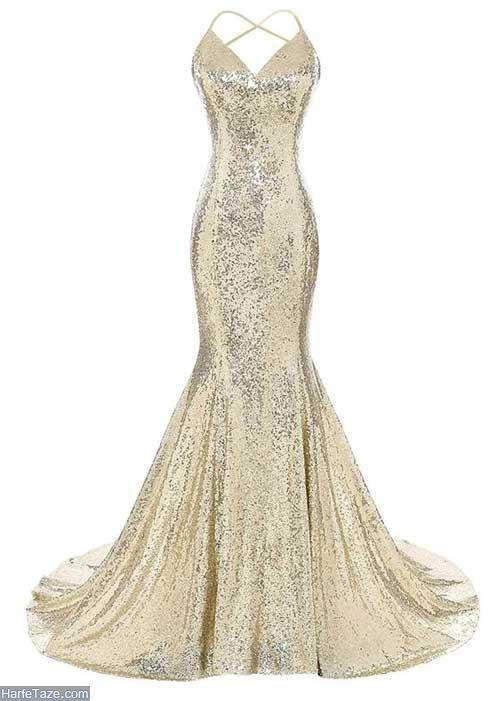 مدل جدید لباس مجلسی بلند زنانه ۲۰۱۹ – ۹۸