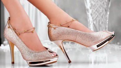 مدل کفش عروس 2019 – شیک و زیبا