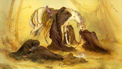 تصویر از شهادت یا وفات حضرت زینب (س)؟
