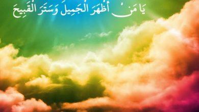 تصویر از آشنایی با دعای یا من اظهر الجمیل