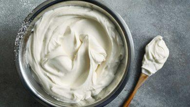 طرز تهیه پنیر خامه ای خانگی