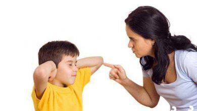 تصویر از ۸ رفتار اشتباه والدین با کودک
