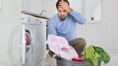 تصویر از روشهای جلوگیری از رنگ پس دادن لباس؛ بایدها و نبایدها