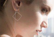تصویر از مدل بستن گوشواره بخیه ای؛ ۱۶ مدل جدید و جذاب