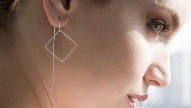 مدل بستن گوشواره بخیه ای؛ ۱۶ مدل جدید و جذاب
