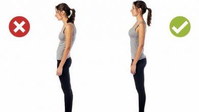 حرکات اصلاحی برای رفع گودی کمر در ۷ مرحله
