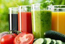 نگهداری آب میوه طبیعی برای مدت طولانی