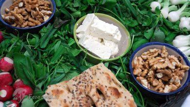 تصویر از در ماه رمضان چه بخوریم؟