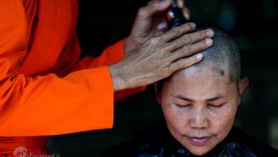 تصویر از زنان تابوشکن تایلندی