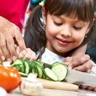 تصویر از کودک شش ساله، تغذیه او چگونه است؟