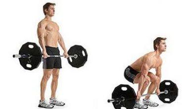 تمرینات ورزشی قدرتی بدنسازی برای کاهش وزن