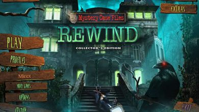 تصویر از دانلود بازی Mystery Case Files 17: Rewind Collector's Edition