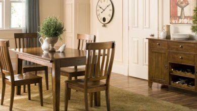 تصویر از میز ناهار خوری منزل را چگونه انتخاب کنیم؟