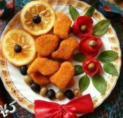 ناگت مرغ ترکیه ای؛ سالم و متنوع آشپزی کنید