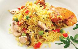 پاپیای مرغ؛ خوراک معروف اسپانیایی