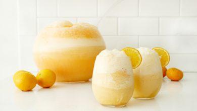 تصویر از طرز تهیه فراپه پرتقال به ۴ روش