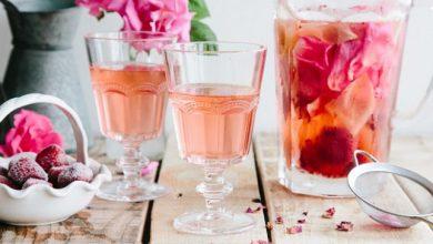 طرز تهیه شربت گلاب خوشمزه به ۳ روش