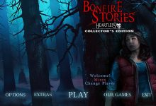 دانلود بازی Bonfire Stories 2: Heartless Collector