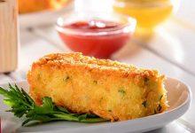 طرز تهیه کراکت مرغ و پنیر به ۲ روش آسان و فوق العاده