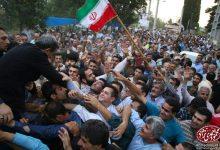 نماهنگ حضور دکتر احمدی نژاد در مراسم یادواره شهدای لسبو محله رودسر ۱۳۹۸/۵/۴