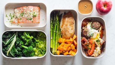 تصویر از نمونه رژیم کتوژنیک لاغری 14 روزه با برنامه غذایی کامل