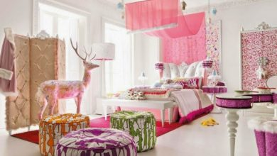 تصویر از تزیین اتاق عروس با تور در ۲۰ مدل خاص