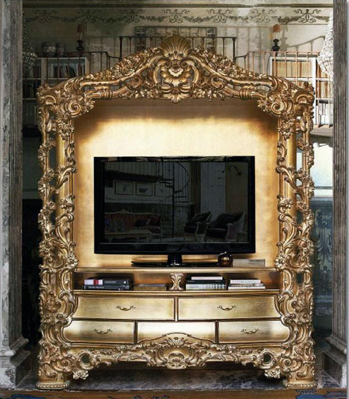 ۲۹ مدل میز تلویزیون سلطنتی جدید و زیبا