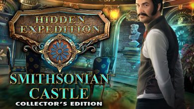 تصویر از دانلود بازی Hidden Expedition 8: Smithsonian Castle Collector's Edition