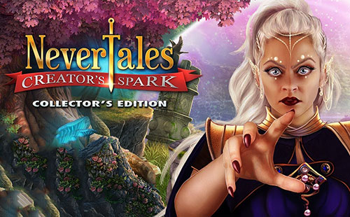 دانلود بازی Nevertales 7: Creator's Spark Collector's Edition
