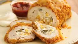رولت مرغ خوشمزه بدون فر + دستور تهیه