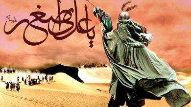 تصویر از شب هفتم محرم: یادآور حضرت علی اصغر