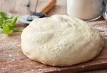 فوتهای کوزهگری برای تهیه خمیر پیتزا در خانه