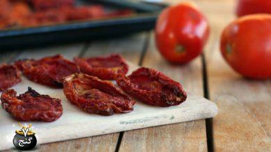 تصویر از همه چیز درباره خواص گوجه فرنگی خشک شده