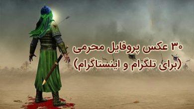 تصویر از 30 عکس پروفایل ماه محرم حسینی برای تلگرام و اینستاگرام